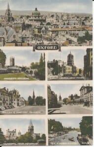 Oxford coloreado