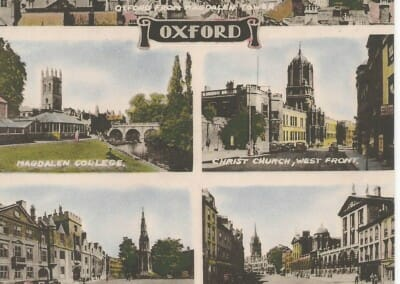 Oxford coloreado
