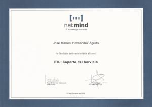 2005 netmind - ITIL soporte del servicio
