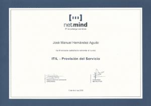 2006 netmind - ITIL provision del servicio