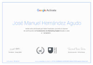 2019 Google - Fundamentos de Marketing Digital