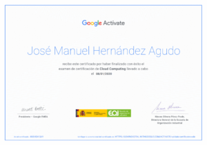 2020 Google - Cloud Computing
