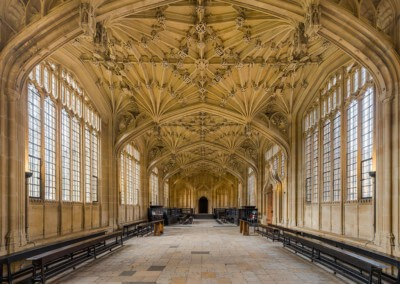 Oxford - Divinity School